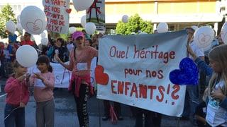 Widerstand gegen Walliser Stromleitung