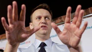 Russia: Il politicher d'opposiziun Nawalny na dà betg si