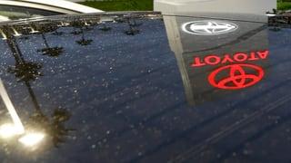 Toyota zahlt nach Rückrufaktion über eine Milliarde Dollar