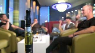 E-Zigaretten – Kontroverser Dampf