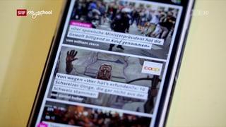 Video « Alles gratis oder was? – News im Internet» abspielen