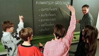 Quiz: Was wissen Sie über die rätoromanische Sprache?