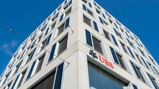 UBS korrigiert Konzerngewinn nach unten