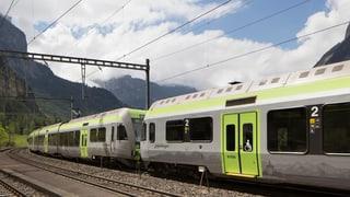 Piemont gibt BLS grünes Licht für Regionalzüge nach Oberitalien