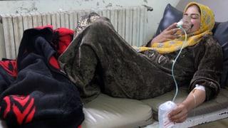 UNO-Bericht: Syrisches Regime und IS setzten Giftgas ein