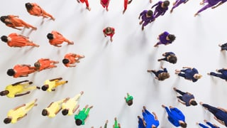 Vielfalt statt Einfalt in der Arbeitswelt macht sich bezahlt