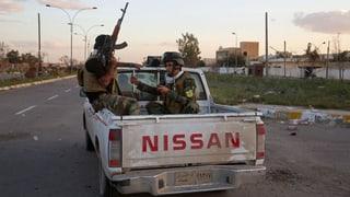 «Tikrit ist eine Geisterstadt»