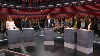 «Arena»: Schnüffeln im Sozialstaat?