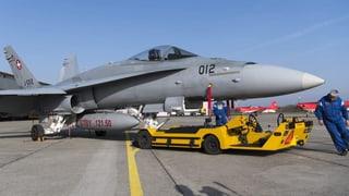 Versäumnisse bei der Beschaffung von F/A-18