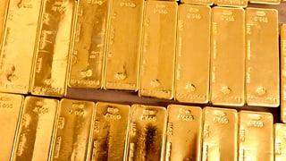 Gold undurchsichtiger als Diamanten