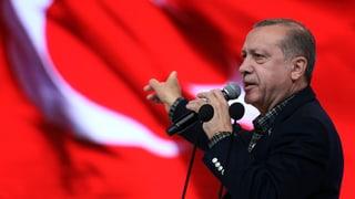 Erdogan droht Niederlanden mit Vergeltung