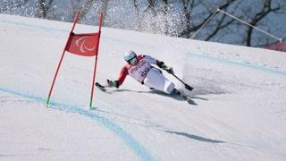 Finals da cuppa europeica da para ski a Sursaissa