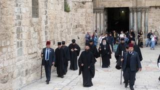 Video ««24h Jerusalem» – Osterspezial-Sendung» abspielen