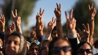 Grosse Unruhe in der Türkei