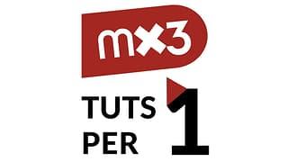 MX3 – TUTS PER 1