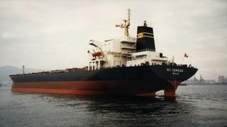 Die Schweizer Hochseeflotte vor dem Aus.