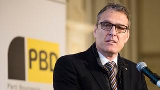 Andreas Felix für die BDP