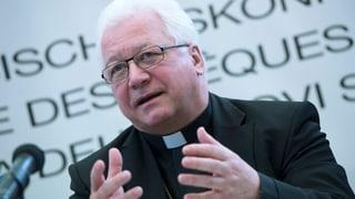 Bischof Markus Büchel: «Es ist Zeit für eine gute Reaktion»