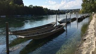 Schaffhausen begrenzt die Liegeplätze für Motorboote