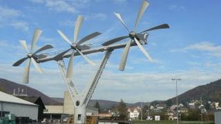 Die Welneuheit geht in Betrieb: Das Elektrizitätswerk hat «Hans» in Beringen installiert