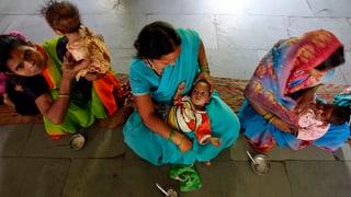 165 Millionen Kinder leiden an Unterernährung