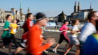 Marathon – 42 Kilometer Tortur