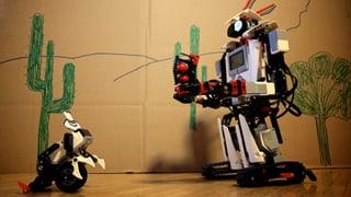 «Lego Mindstorms EV3»: Ein neues Hirn für komplexere Roboter