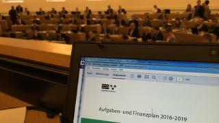 Aargauer Parlament lockert Sparschraube im Bereich Bildung