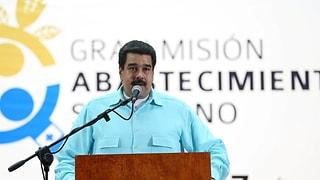 Maduros Präsidentenstuhl wackelt immer mehr