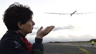 «Solar Impulse 2» sgola puspè