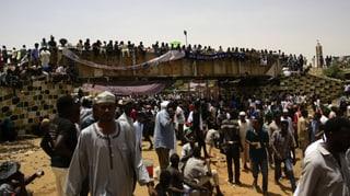 «Die Spitäler sind voll mit verwundeten Demonstranten»