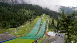 Olympia-Schanze in Kandersteg? Die Gemeinde braucht Fakten