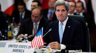 USA verdoppeln Hilfe für Syriens Opposition