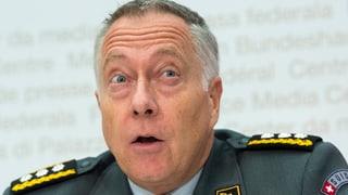 Armeechef warnt vor zu attraktivem Zivildienst