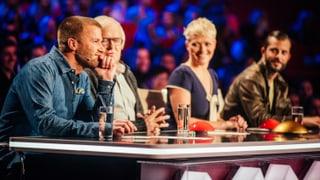 Sendedaten «Die grössten Schweizer Talente»
