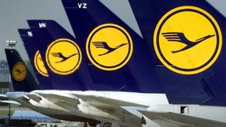 Streik: Jeder zweite Lufthansa-Flug fällt aus