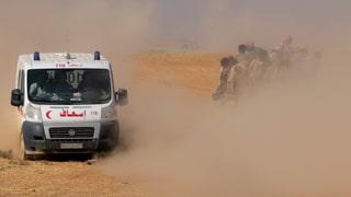 Irakische Kurden erhalten Waffen von EU-Staaten