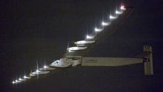 Solar Impulse 2 sin via vers Hawai