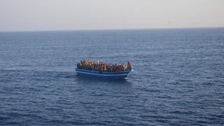 Mehr als 700 Flüchtlinge im Mittelmeer gerettet