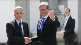 Neuer Anlauf für ein Steuerabkommen mit Deutschland