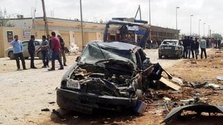 Eine UNO-Truppe für Libyen ist unrealistisch