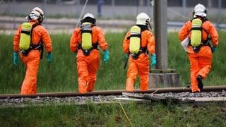 Güterzugunfall in der Waadt: «Grösste Sorge gilt der Sicherheit»
