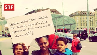 Das fordern die Menschen in Bern (Artikel enthält Bildergalerie)