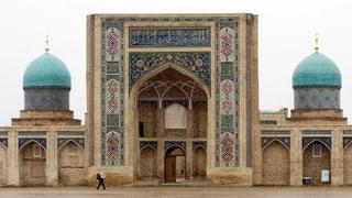 «Zentralasien ist Rekrutierungsregion islamistischer Extremisten» sagt die Journalistin Edda Schlager