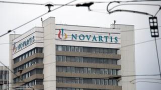 Novartis baut sich um – im grossen Stil