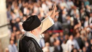 Iran feuert wortgewaltig zurück
