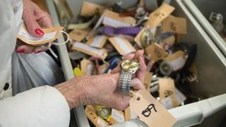 Falsches Fundbüro zockt SBB-Kunden ab (Artikel enthält Audio)