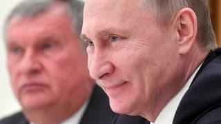Bei Rosneft hat Putin das letzte Wort