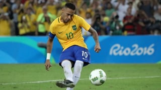 Neymar sajetta la Brasilia ad aur