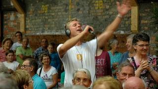 «Querfeldeins»: Reto Scherrer ist am Ziel!